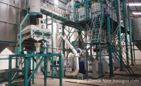 150T-maize-mill-line-in-Kenya