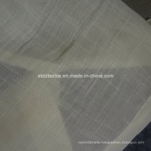 Popular Hot Sheer Voile Window Curtain Fabric