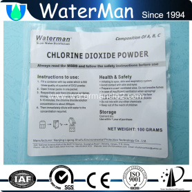 Cost-effective Chlorine Dioxide Powder For Aquaculture Industry Sterilization