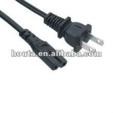 Cable de alimentación de CA NISPT-2 con enchufe moldeado