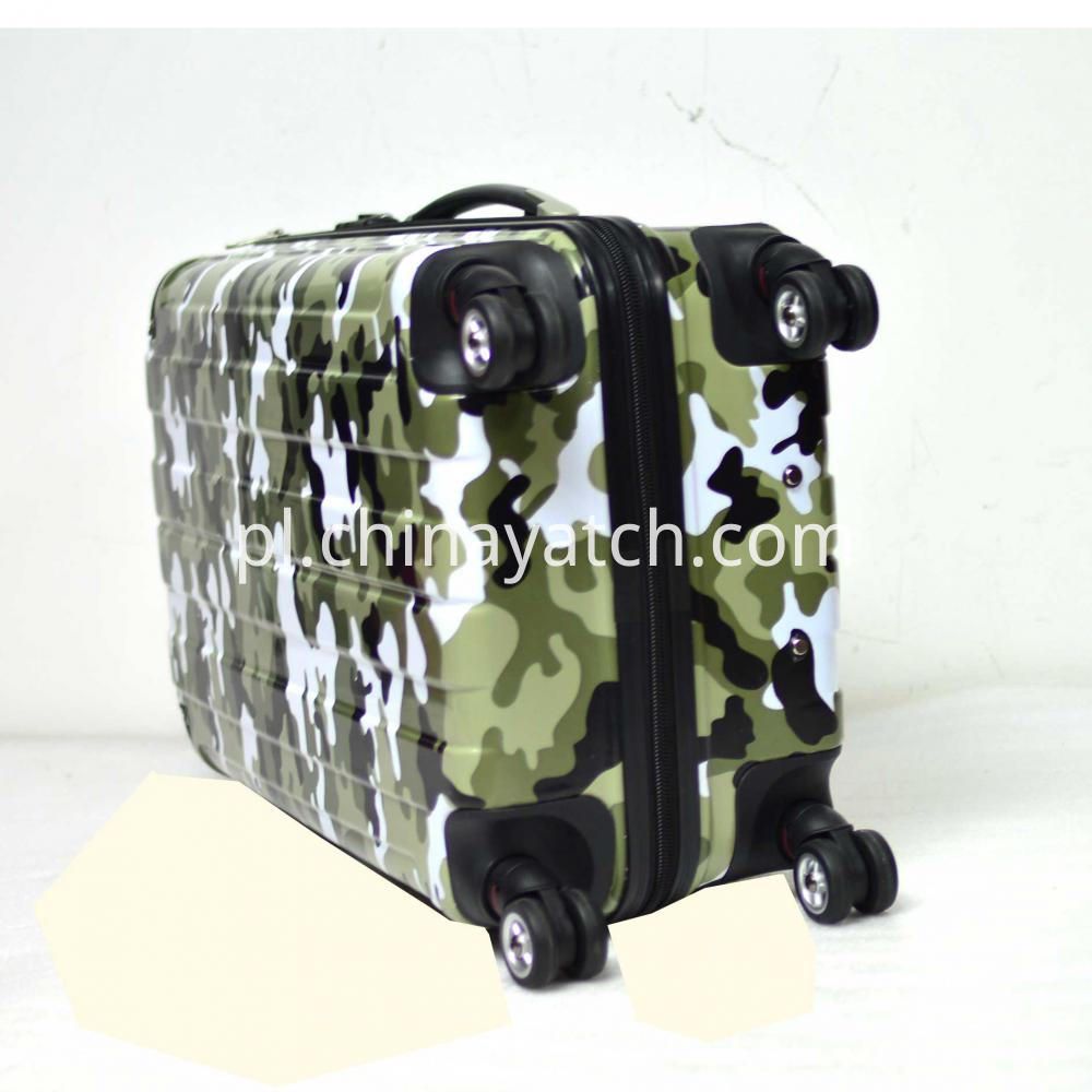 Military Printing PC Luggage Set