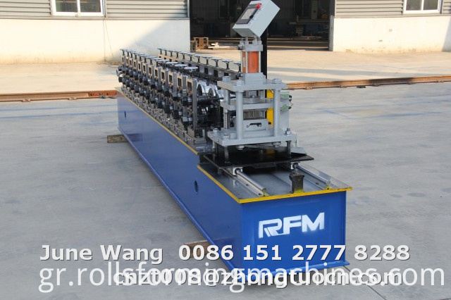 shutter door forming machine13