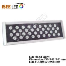 Luz de inundação do diodo emissor de luz RGB de 36W DMX