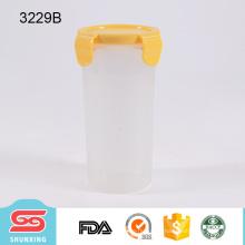 venda quente portátil ao ar livre 450ml esporte garrafa de água de plástico com tampa