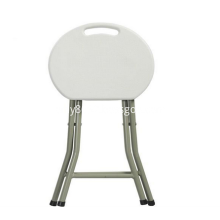 Folding stool with HDPE material