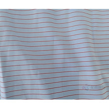 Striped Plain Woven 100% Cotton Fabric Nyaman
