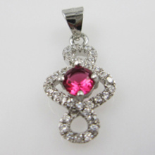 925 Sterling Silver Jewelry Pendant Necklace
