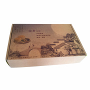 Corrugated Board Gift Clothes Shipping Boxes For Custom Printed