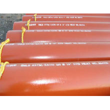 ASTM A106/A53 heat pipe solar water heater