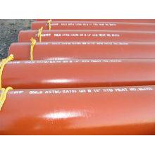 Calefator de água solar da tubulação de calor de ASTM A106 / A53