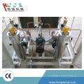 Chine chambre spéciale de température spéciale d'extrudeuse d'acier inoxydable
