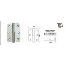 Türscharnier Silber Stahl Scharnier (TF 3050)