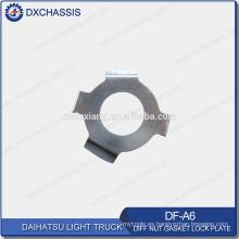 Placa de bloqueo de junta de tuerca Diff de camión ligero genuino Daihatsu DF-A6
