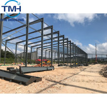 quick build metal sheet steel structure warehouse building