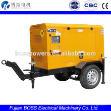Generador portátil de Quanchai 10.8KW 50hz 220v