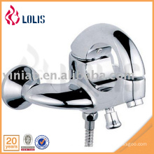 Interior decoration unique design round shape artistic brass faucets
