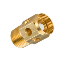 china products customized high Precision copper CNC turning Parts Brass cnc Lathe parts