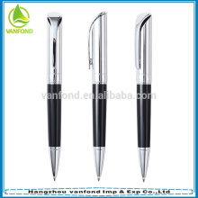 Haute qualité luxe stylo en métal /logo branding métal plume / stylo publicitaire en métal