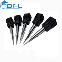 BFL CNC-Hartmetallfräs-Schneidwerkzeug V-Nut-Gravierstichel