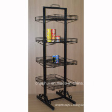 Double Sides 4 Layer Storage Rack (PHY3014)