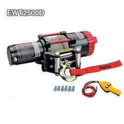 Super ATV Winch 2500 Lbs