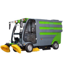 All-electric Enclosed Road Sweeper
