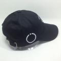 Bordado de encargo y toda la gorra de béisbol del color / casquillo del deporte