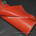 Silicone rubber coated fiberglass cloth fabric