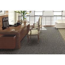 Grey Color Anti Static High Cut Pile Broadloom Carpet For Night Club A8817