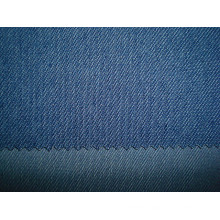 Indigo Blue Twill Stretch Jersey Denim