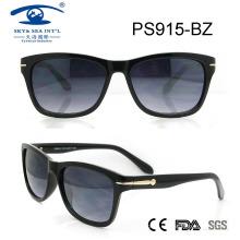 2015 New Fashion Promotion High Quality Plastic Sunglasses (PS915)