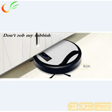 Auto Cleaner Robot Vacuum Cleaner with Remote Control