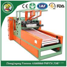 Machine de découpe de film de papier d'aluminium de vente chaude à bas prix