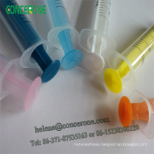 Jelloshot Colored Syringe, Industrial Syringe with Blunt Needle