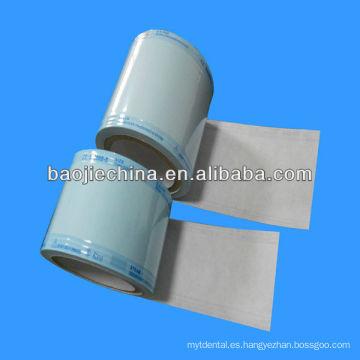 Bolsas y tubos de auto sellado de esterilización