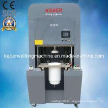 Máquina de solda giratória do tubo do secador da arruela