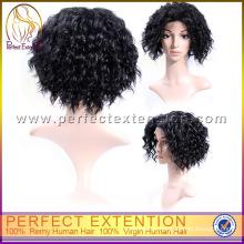 Гуанчжоу Лучший Клей Менее Красивые Индийские Волосы Фронта Шнурка
