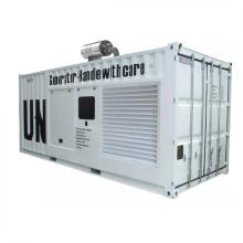 800kW CUMMINS Generador de contenedores