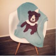 Crochet Baby Handmade Cartoon Blanket Patterns