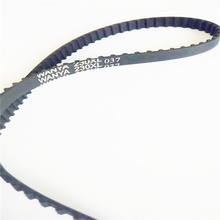 XL synchrone Gummiförderband