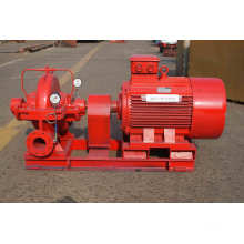 Stable Running Split Cast Fire-Fighting Pump
