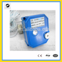 2-way 1/2 inch 1 inch normally open water solenoid valve DC12V 220V with manual override operation and postion indicator