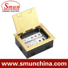 Floor Socket DC-5t/3 Open Type Ground Socket