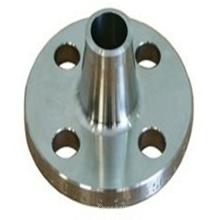brida de cuello de soldadura de acero al carbono