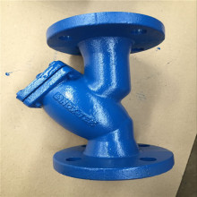 "1""-8"" Flanged End Y Strainer"