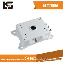 Piezas de fundición baratas de precisión 2016 ip66 caja de interruptor eléctrico de metal en alibaba