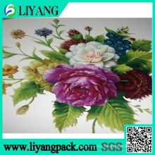 Gorgeous Flower Film, Heat Transfer Film