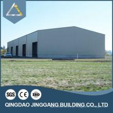 Projetos de construção pré-fabricados de aço galvanizado de projeto novo