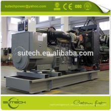Generador diesel eléctrico 200Kw / 250Kva, accionado por el motor 1306C-E87TAG6