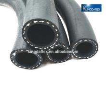 Hitzebeständige äußere Textilgeflechtabdeckung Gummiöl / Kraftstoffschlauch glatt